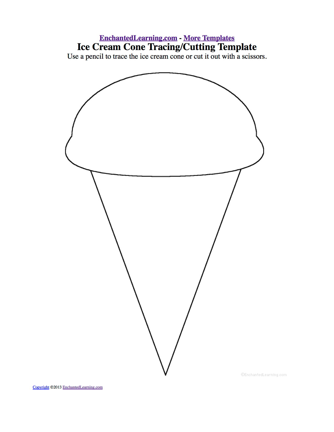 13 Best Images Of Cone Shape Worksheet Kindergarten