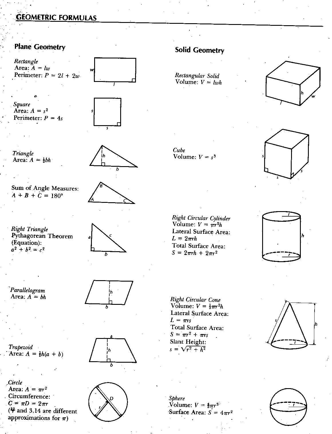 16 Best Images Of Similar And Congruent Figures Worksheet