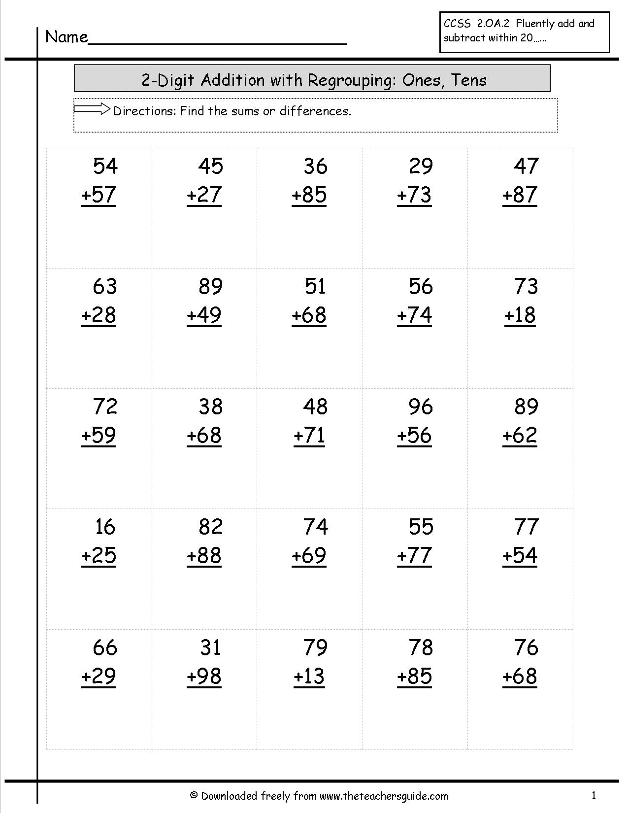 14 Best Images Of Over And Under Worksheets
