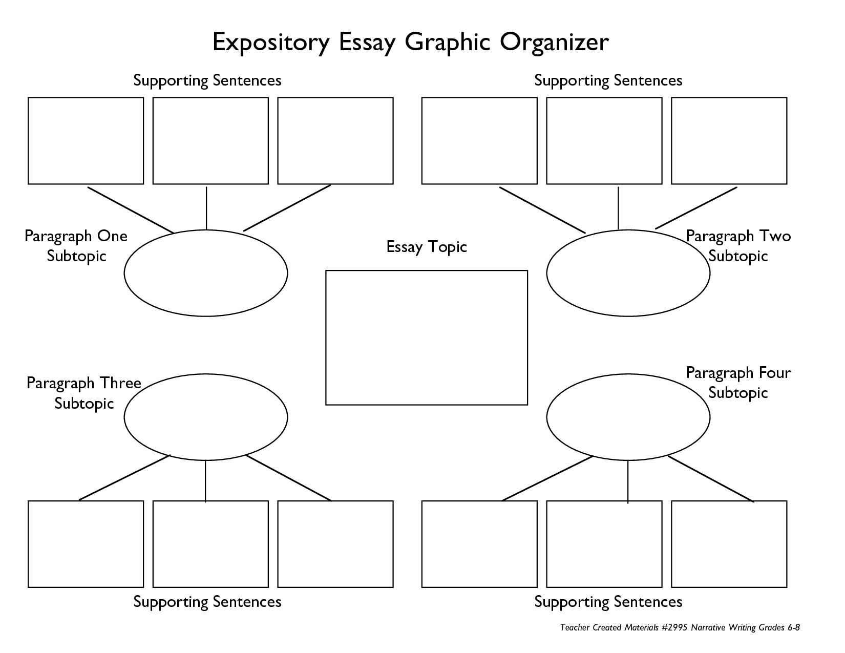 17 Best Images Of Expository Writing Grade 2 Worksheets