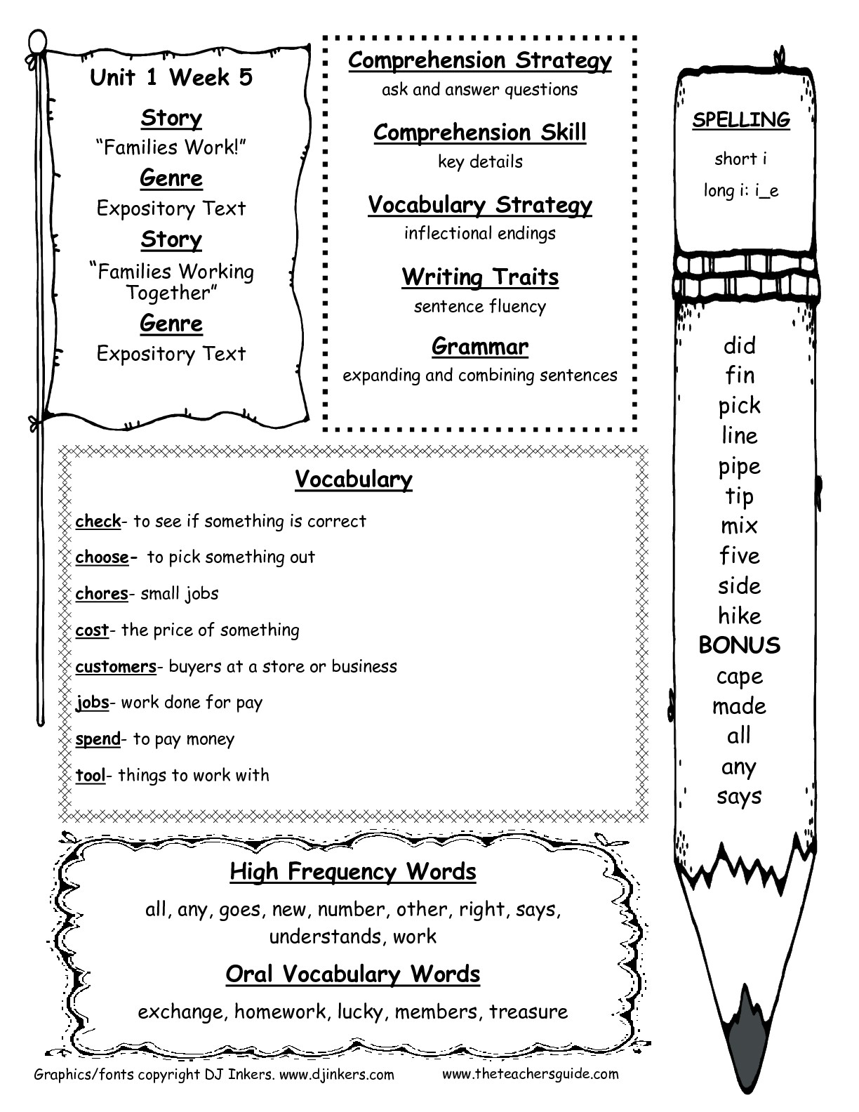 6 Best Images Of Polar Bear Writing Worksheets Free