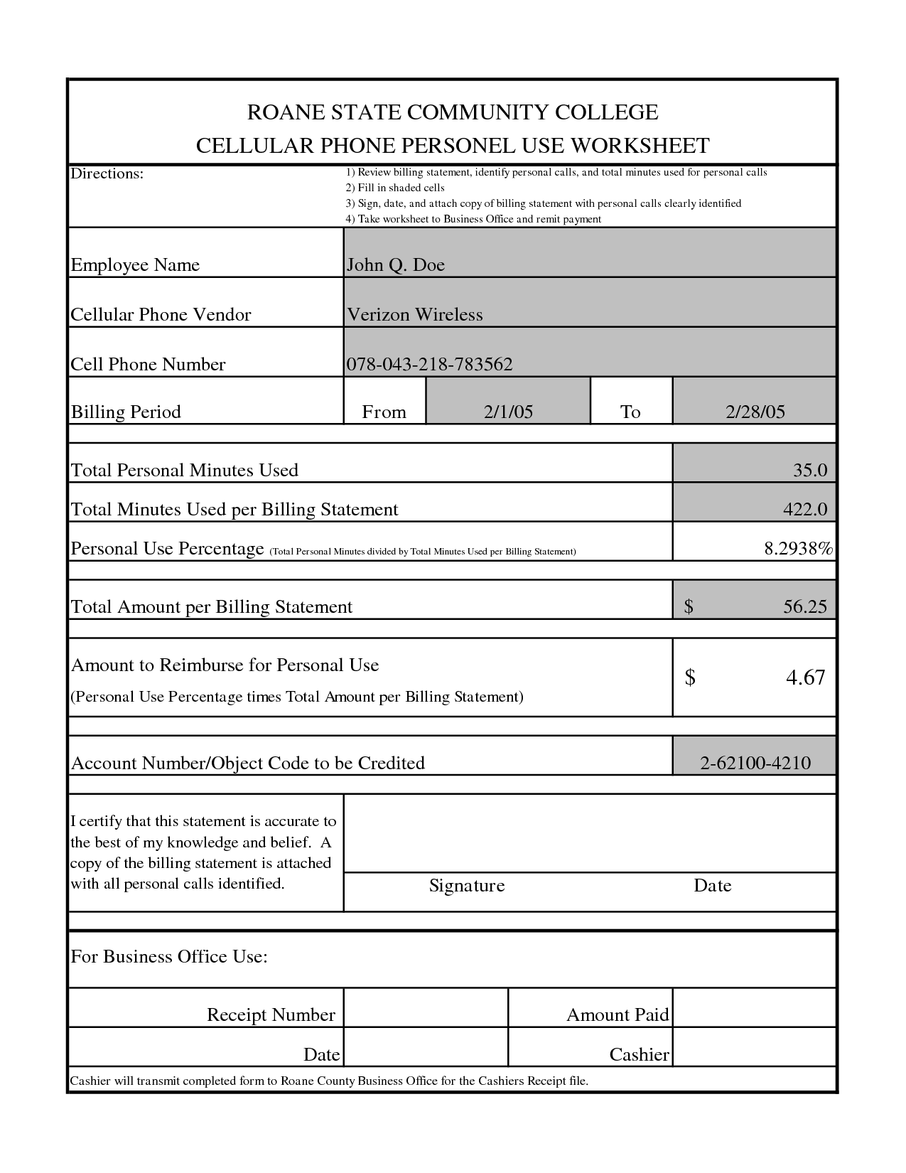 11 Best Images Of Cell Phone Worksheet