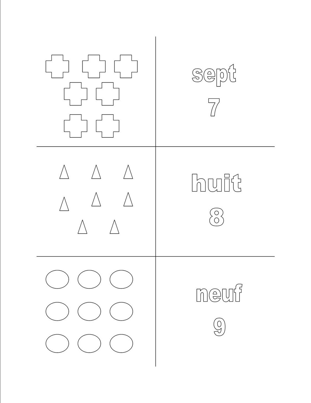 16 Best Images Of Fun Worksheets French
