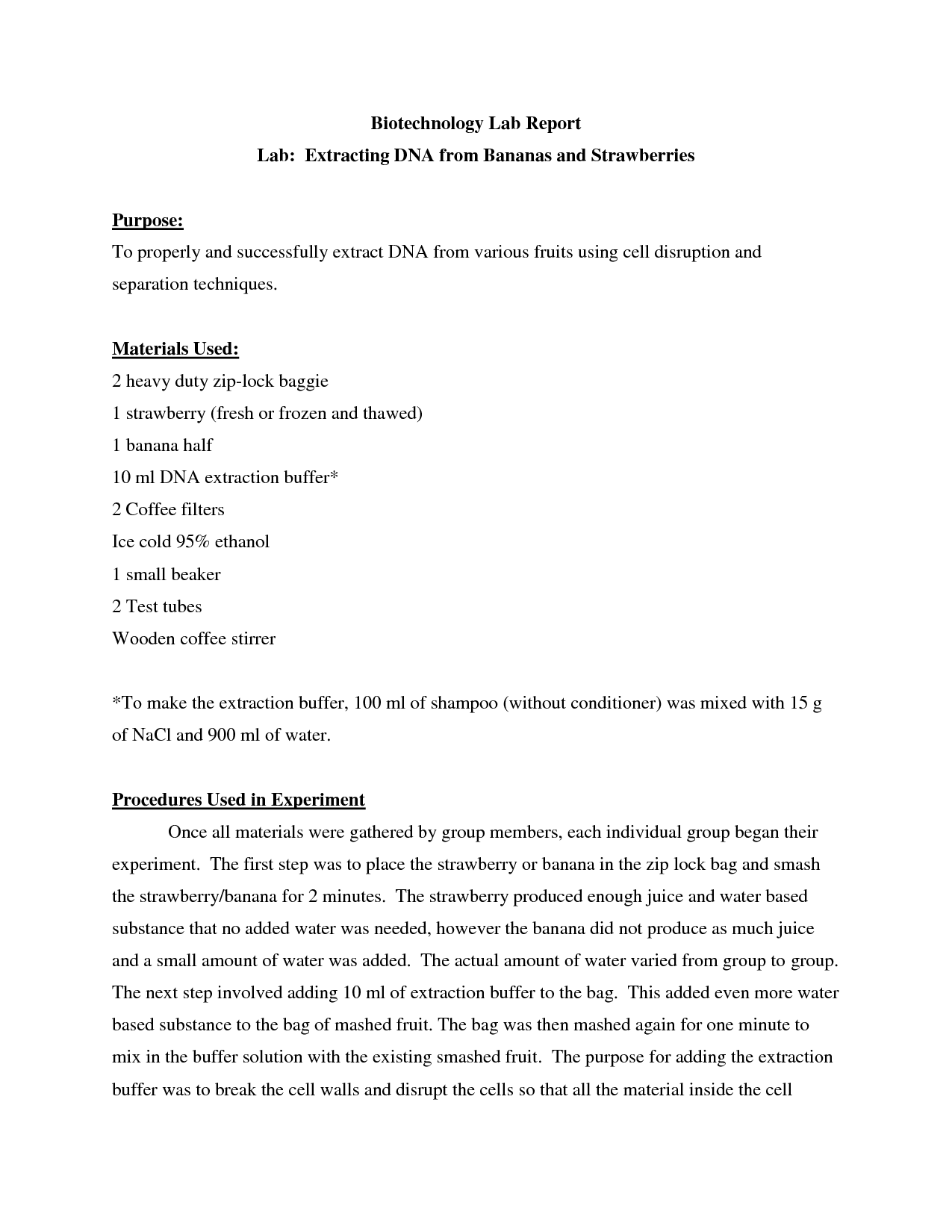 15 Best Images Of Dna Extraction Worksheet