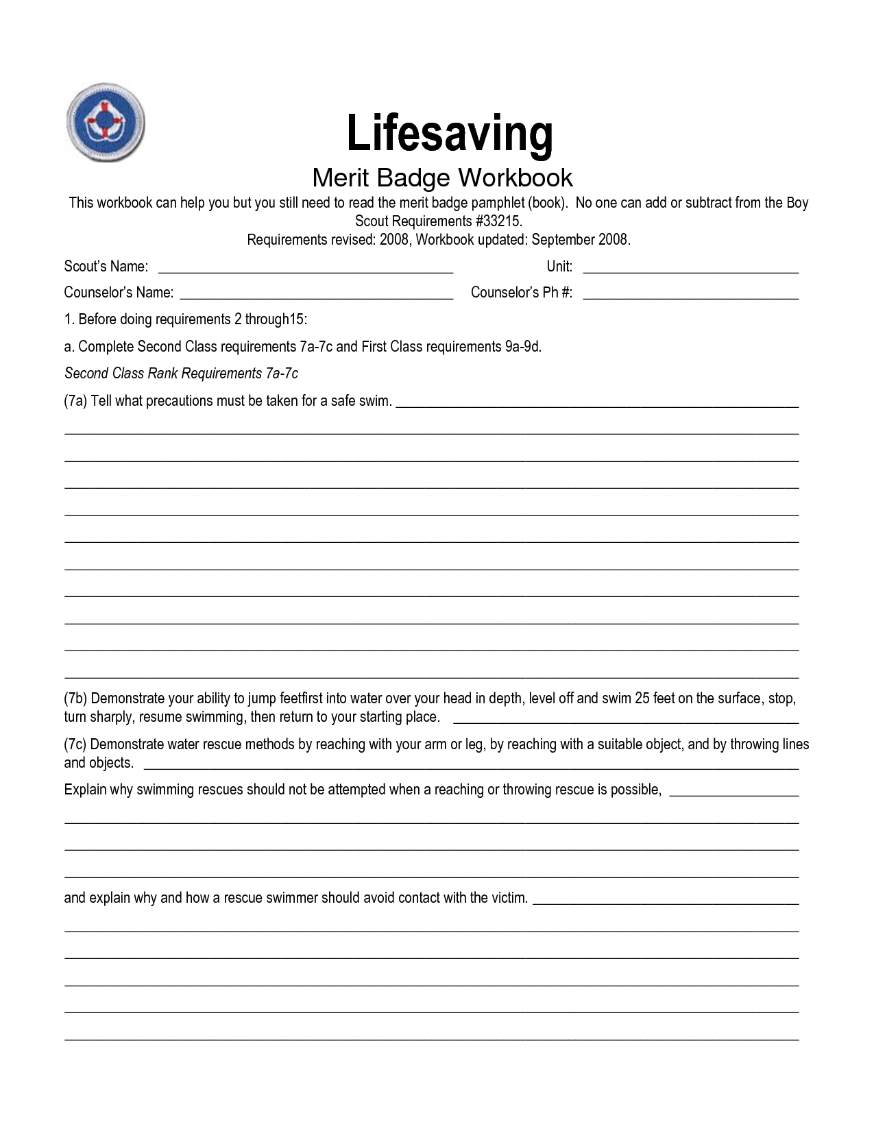 Personal Management Worksheet Answers