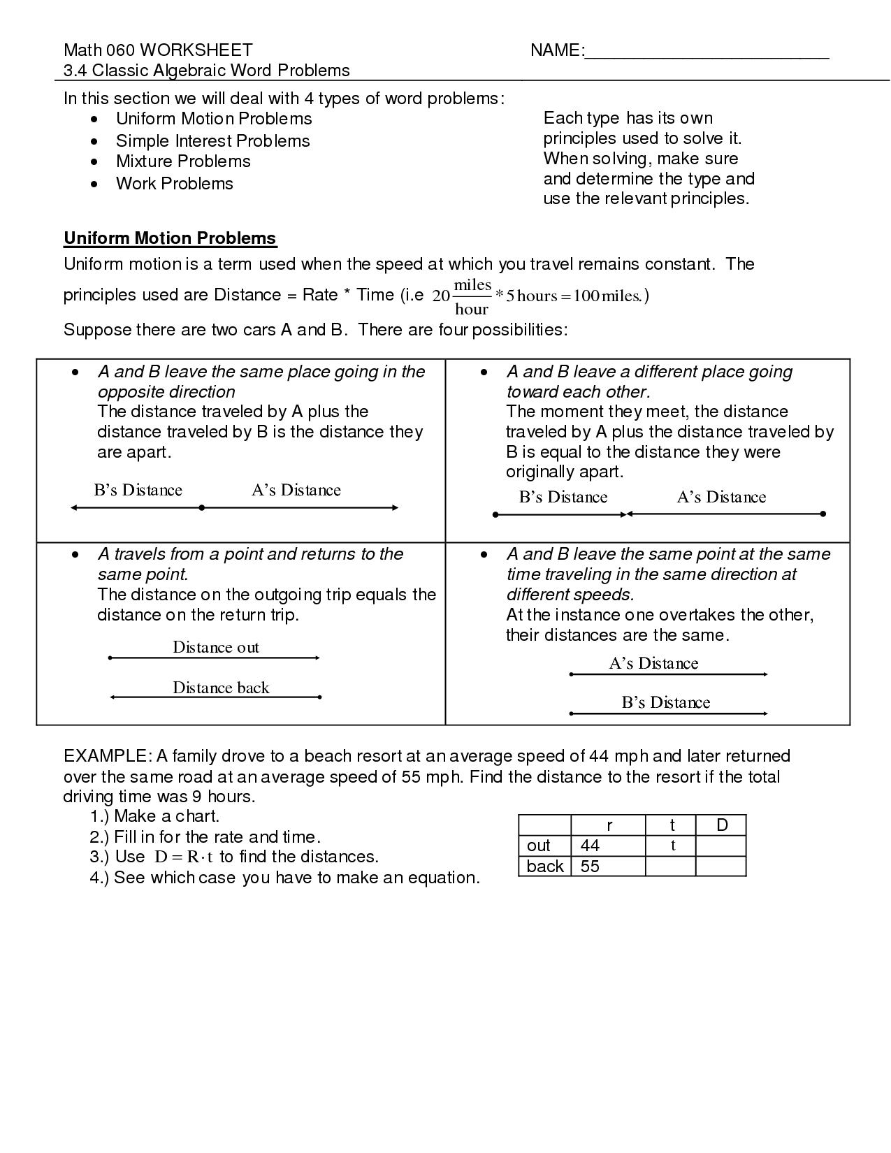7 Best Images Of Chapter 11 Math Worksheets