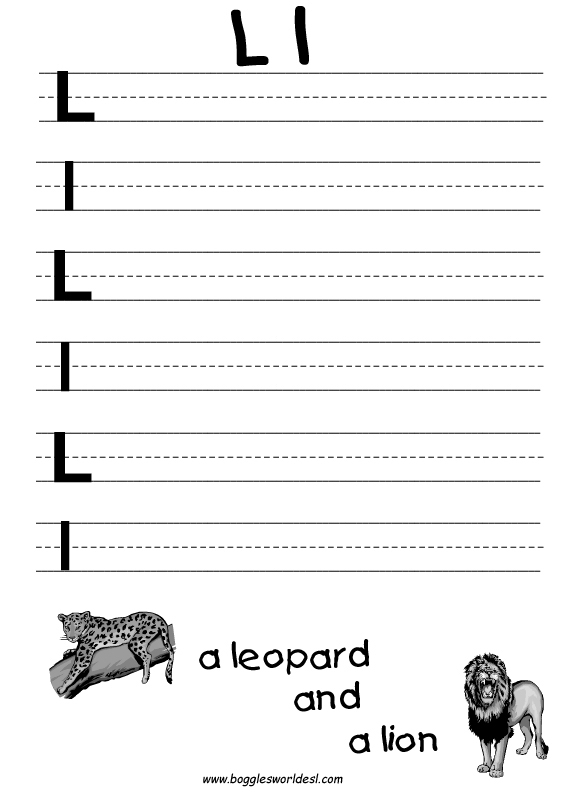 15 Best Images Of Big And Little Worksheets