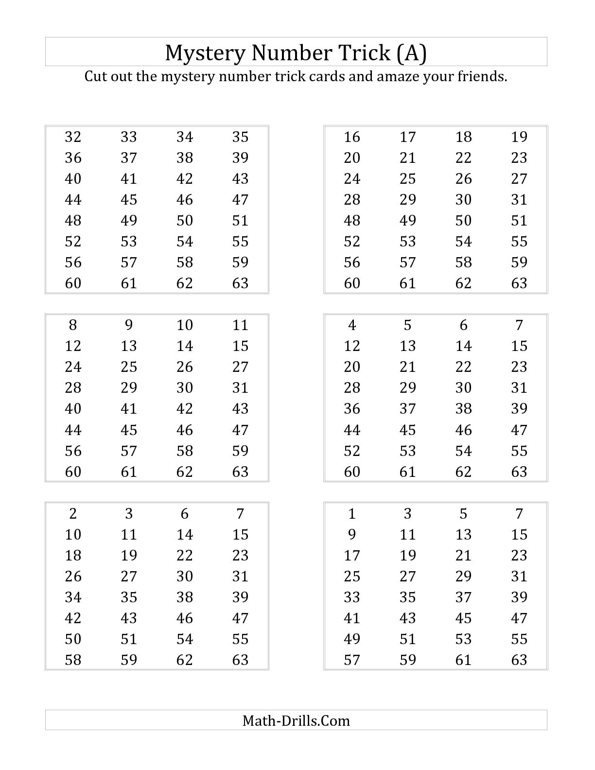 12 Best Images Of Number Family Worksheets