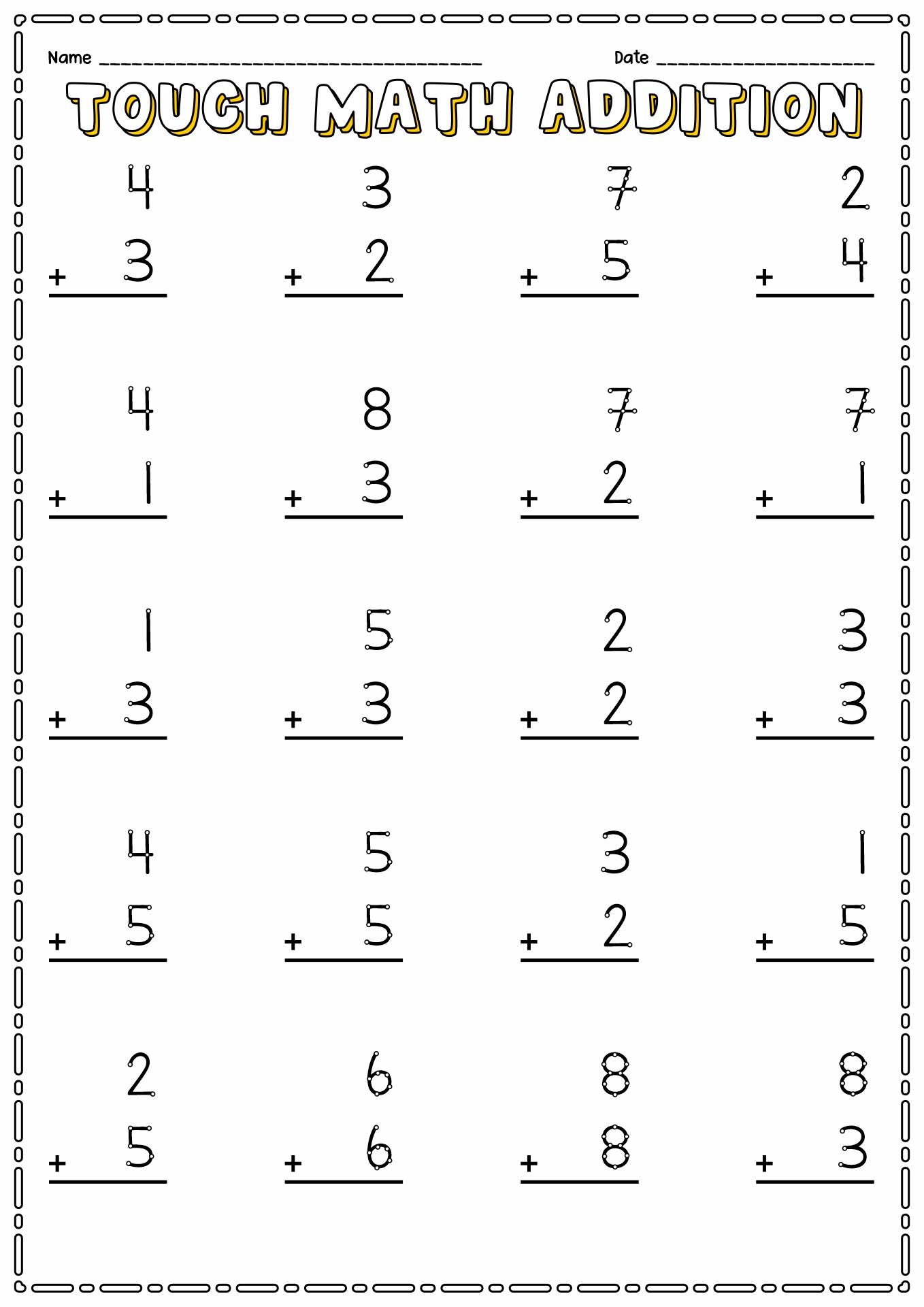8 Best Images Of Math Worksheets Printable