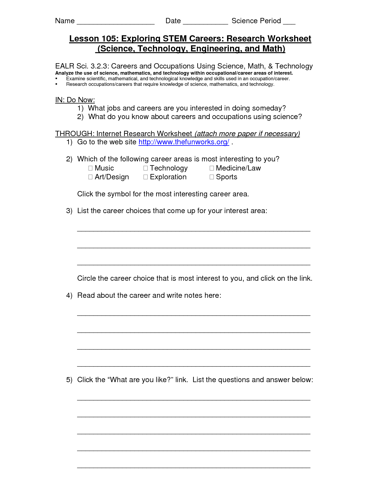 12 Best Images Of Job Math Skills Worksheets