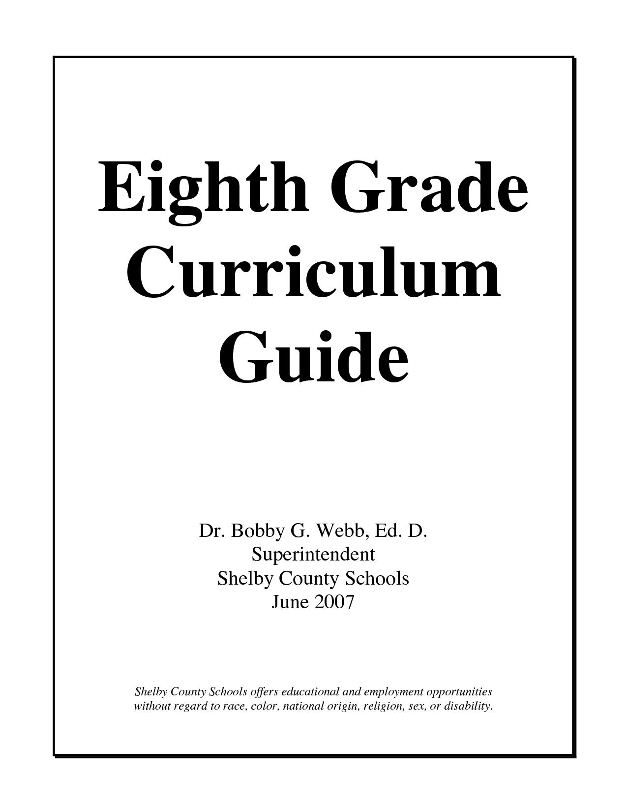17 Best Images Of 8th Grade Worksheets Homeschooling