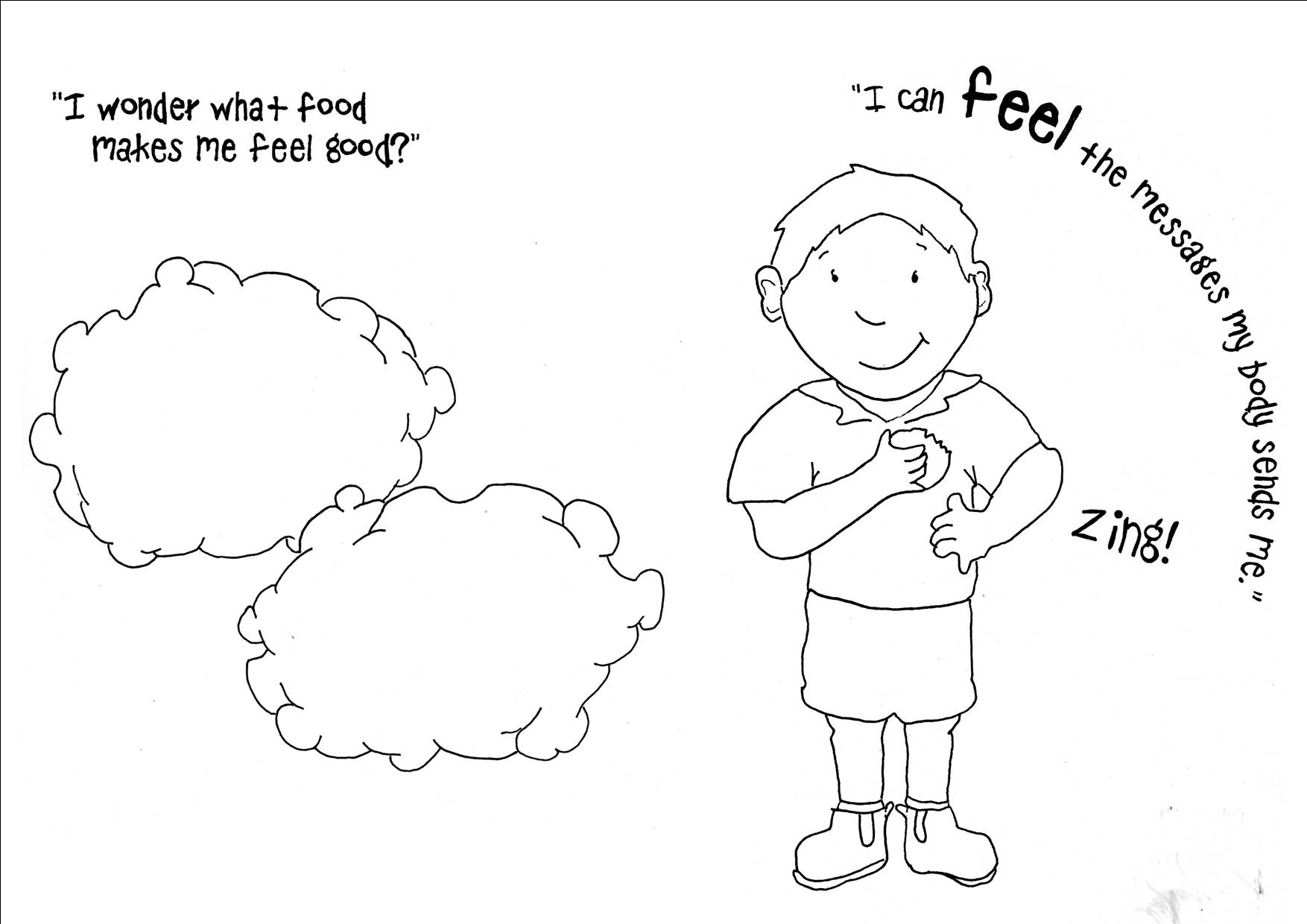 14 Best Images Of Student Worksheet How I Feel