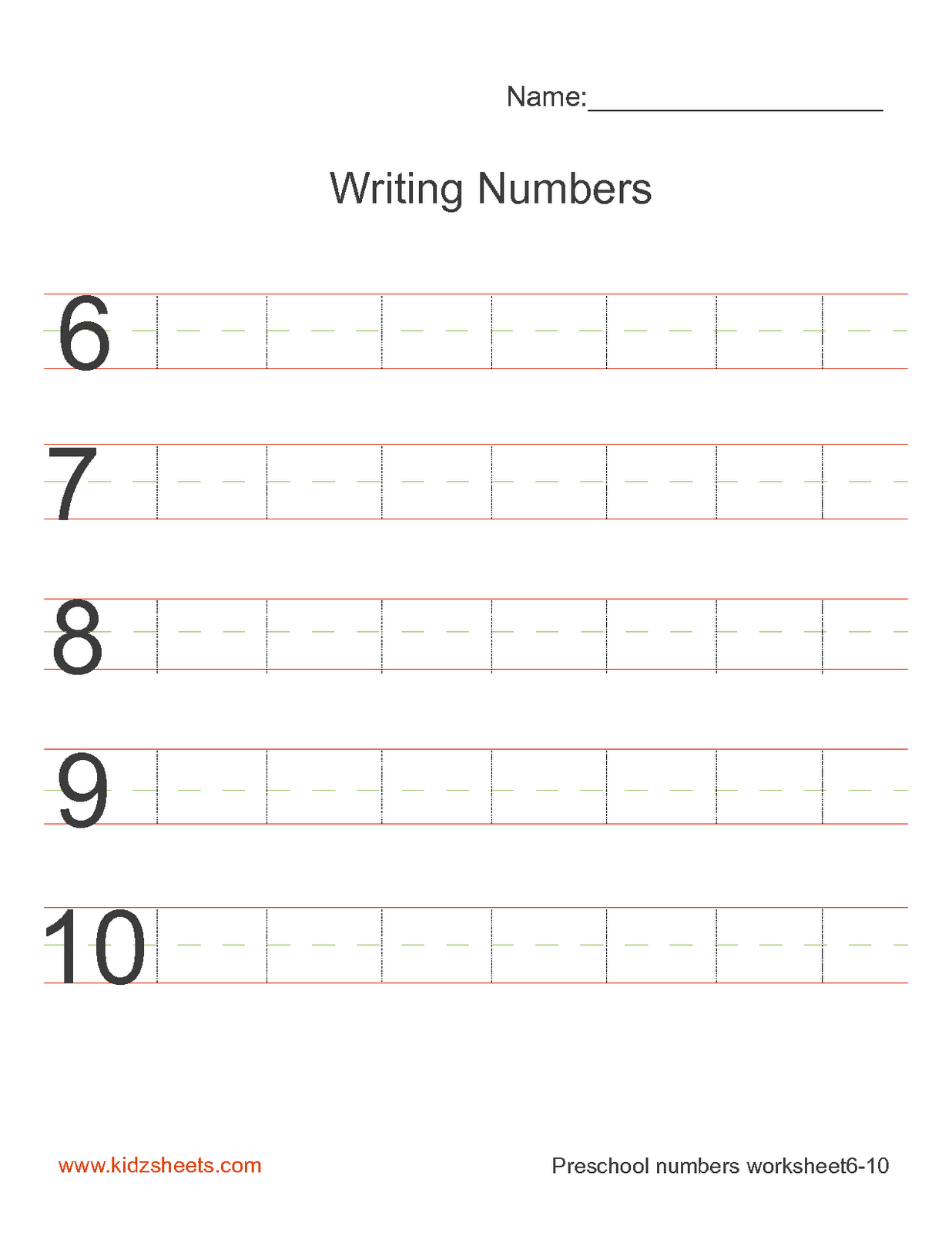 17 Best Images Of X Worksheets For Kindergarten