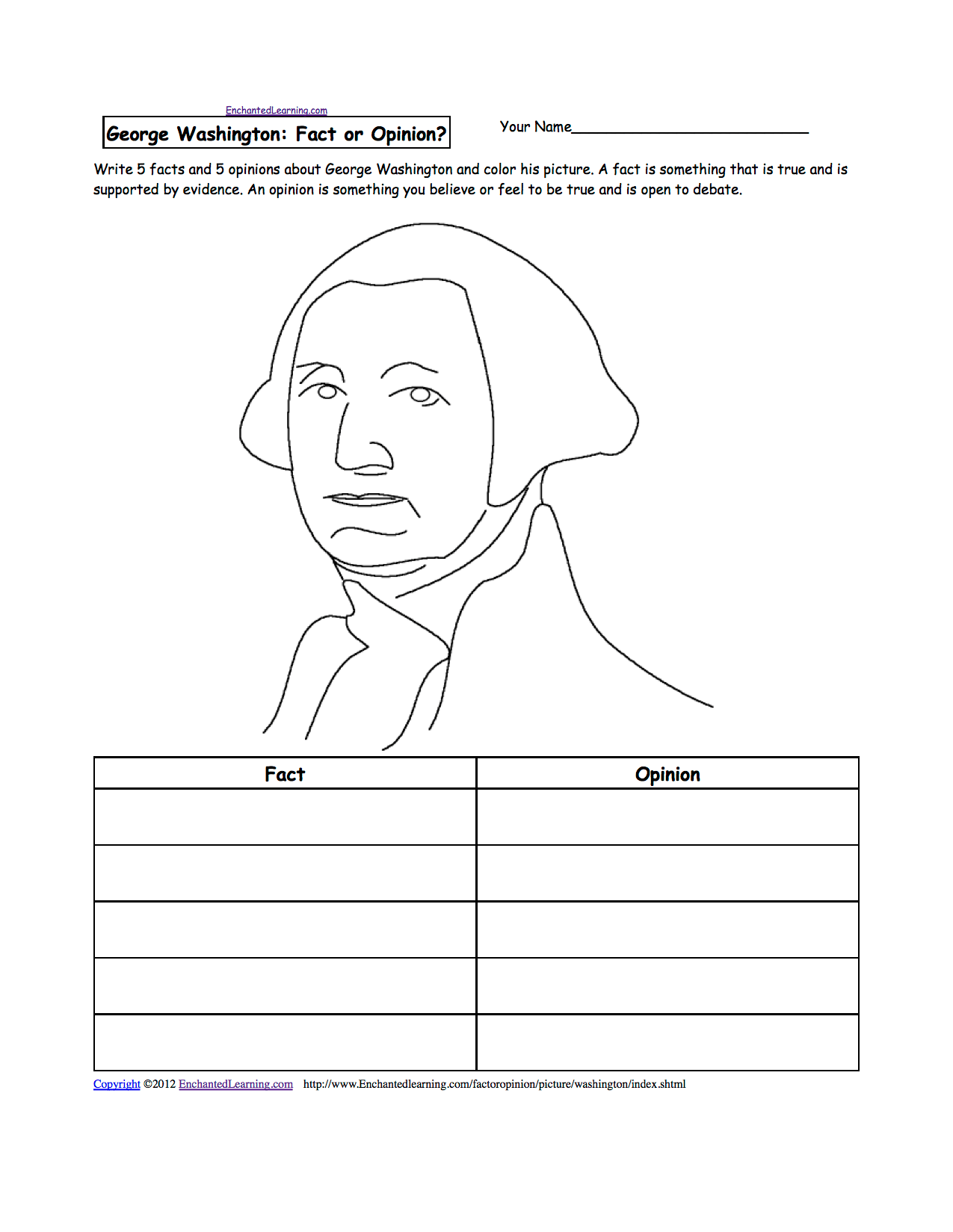 12 Best Images Of Presidents History Worksheets