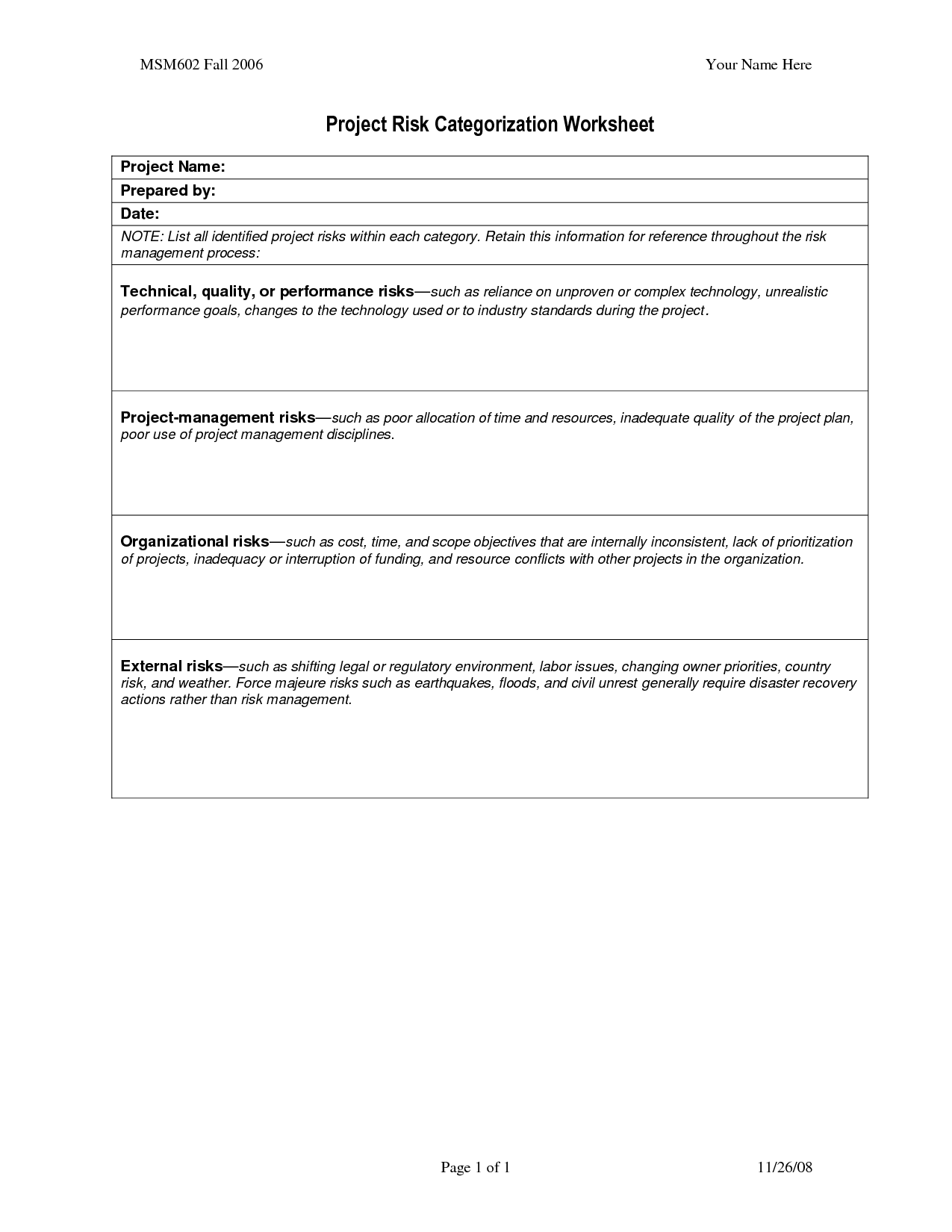 16 Best Images Of Handling Change Worksheet
