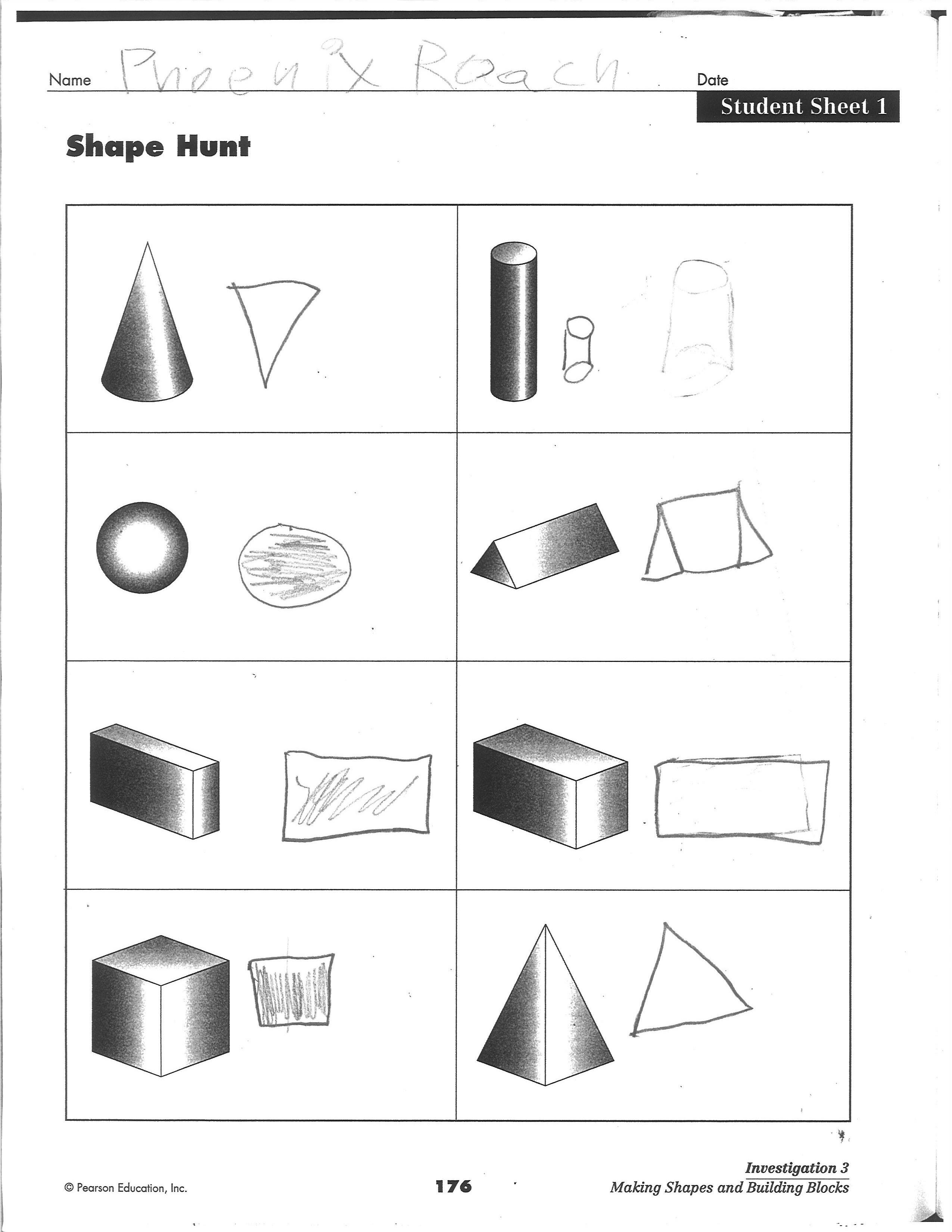 16 Best Images Of Worksheets Shape And Color Assessment