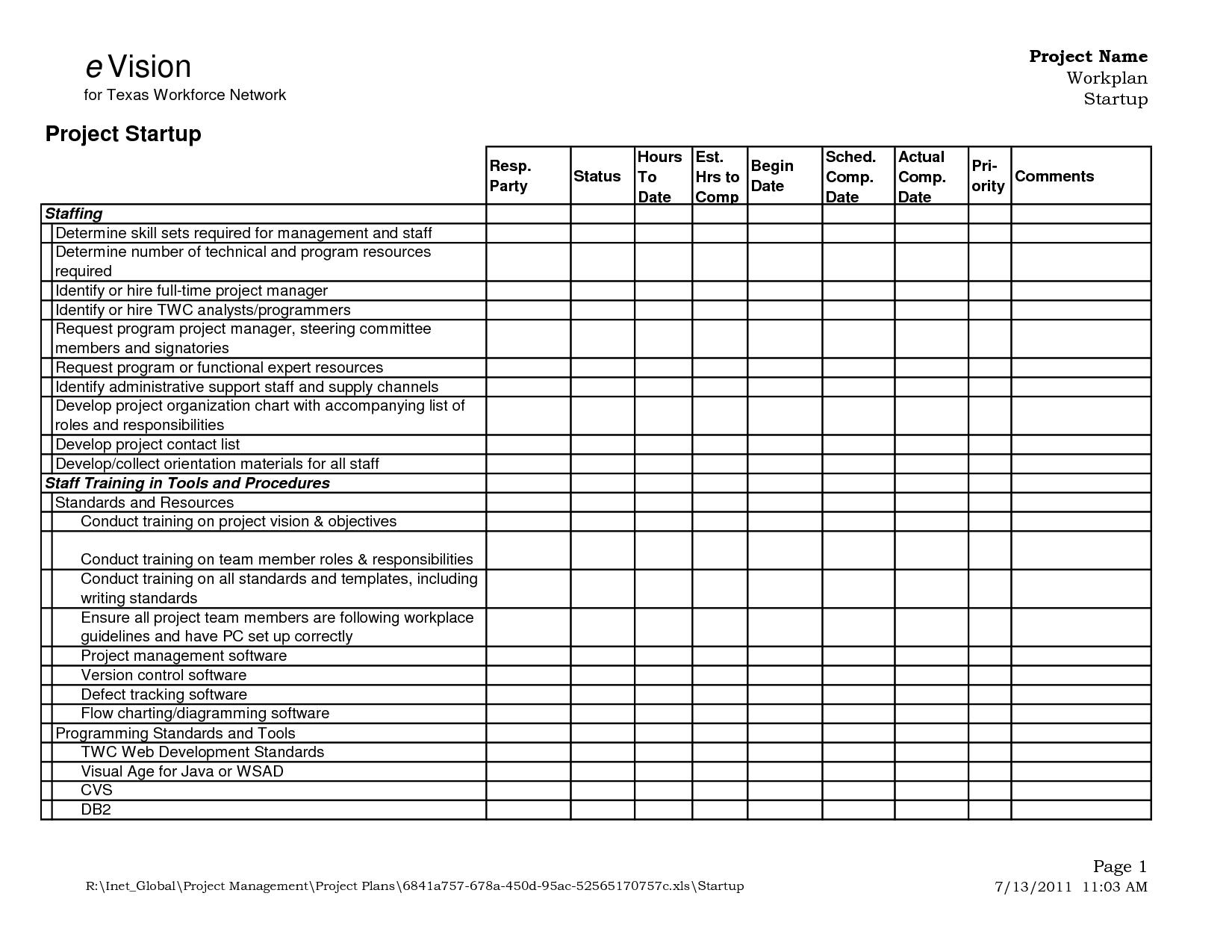 8 Best Images Of Job Tracking Worksheet