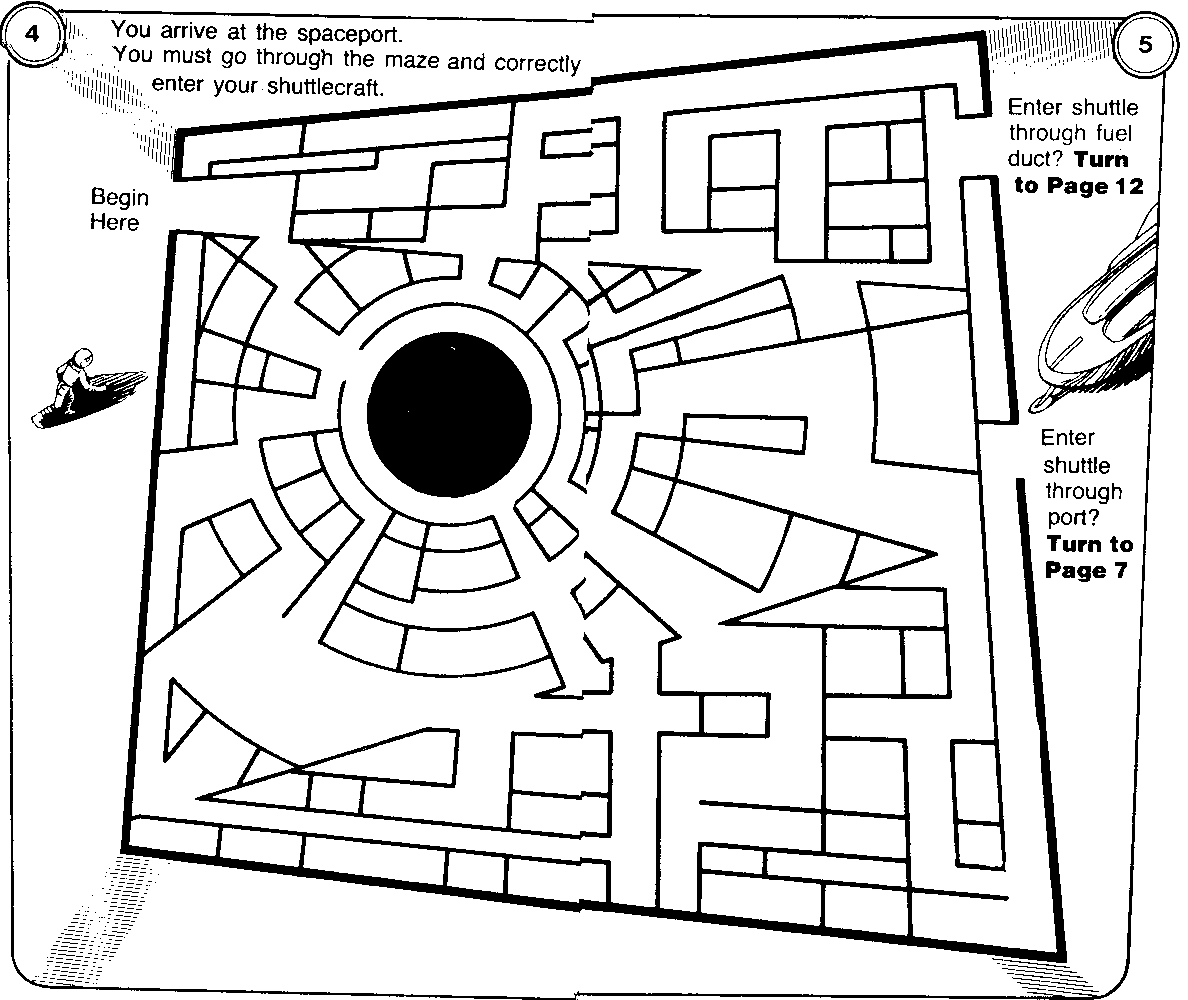 8 Best Images Of Printable Star Maze Worksheets