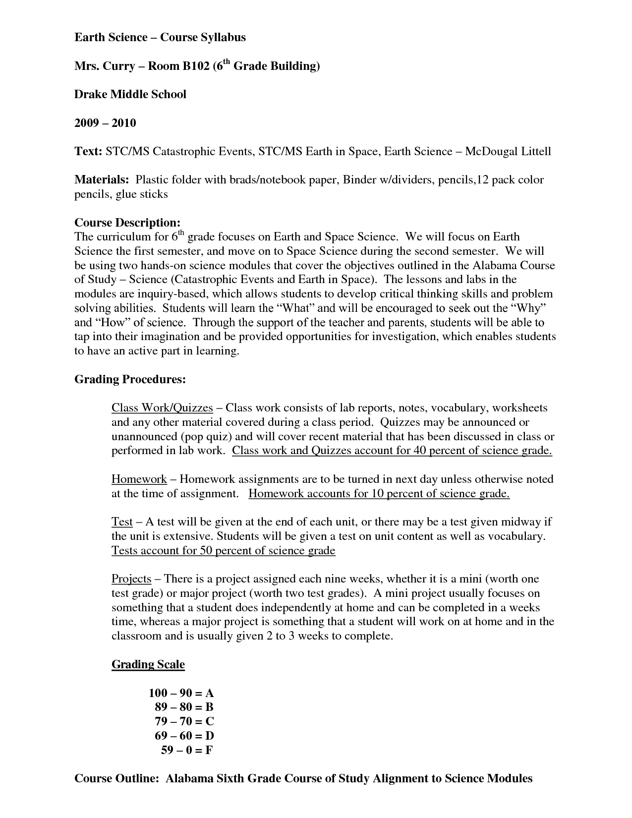 Earth Sciences Worksheet 10th Grade