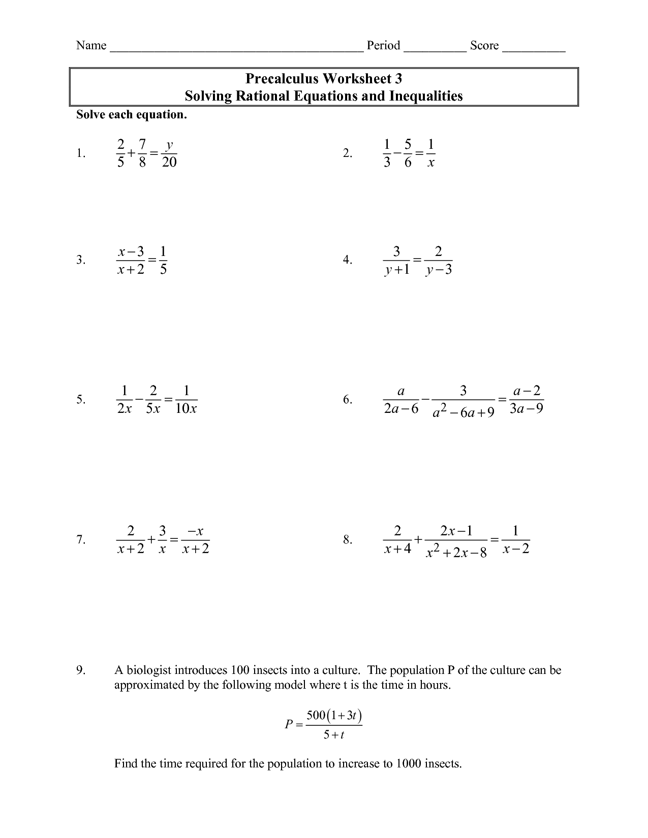 8th Grade Science Graph Worksheet