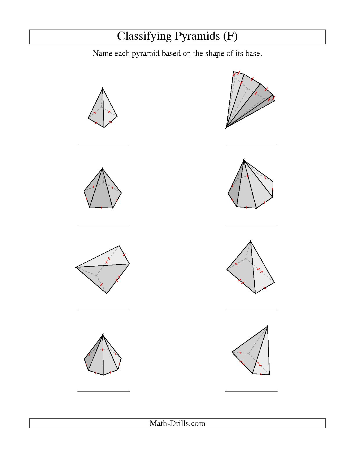 13 Best Images Of Identify Math Properties Worksheet