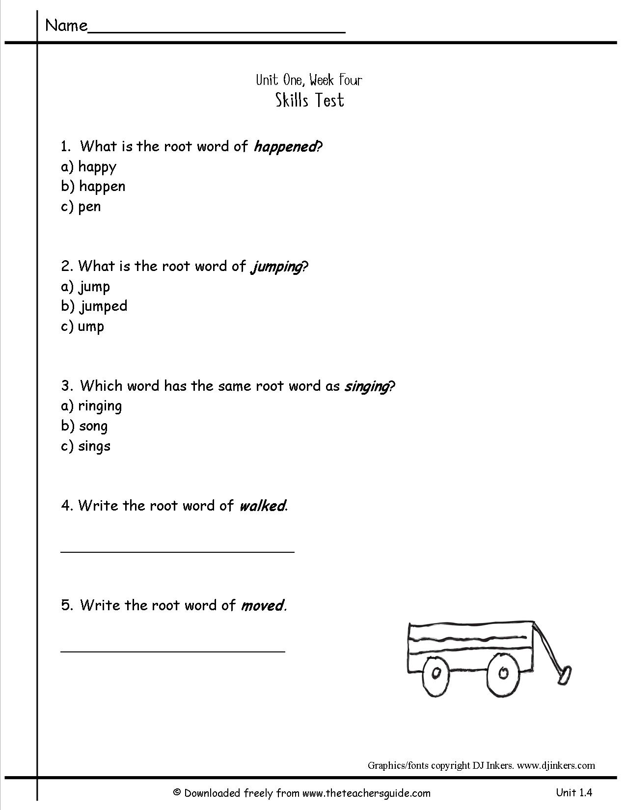 13 Best Images Of Sequence Of Events Worksheets 2nd Grade