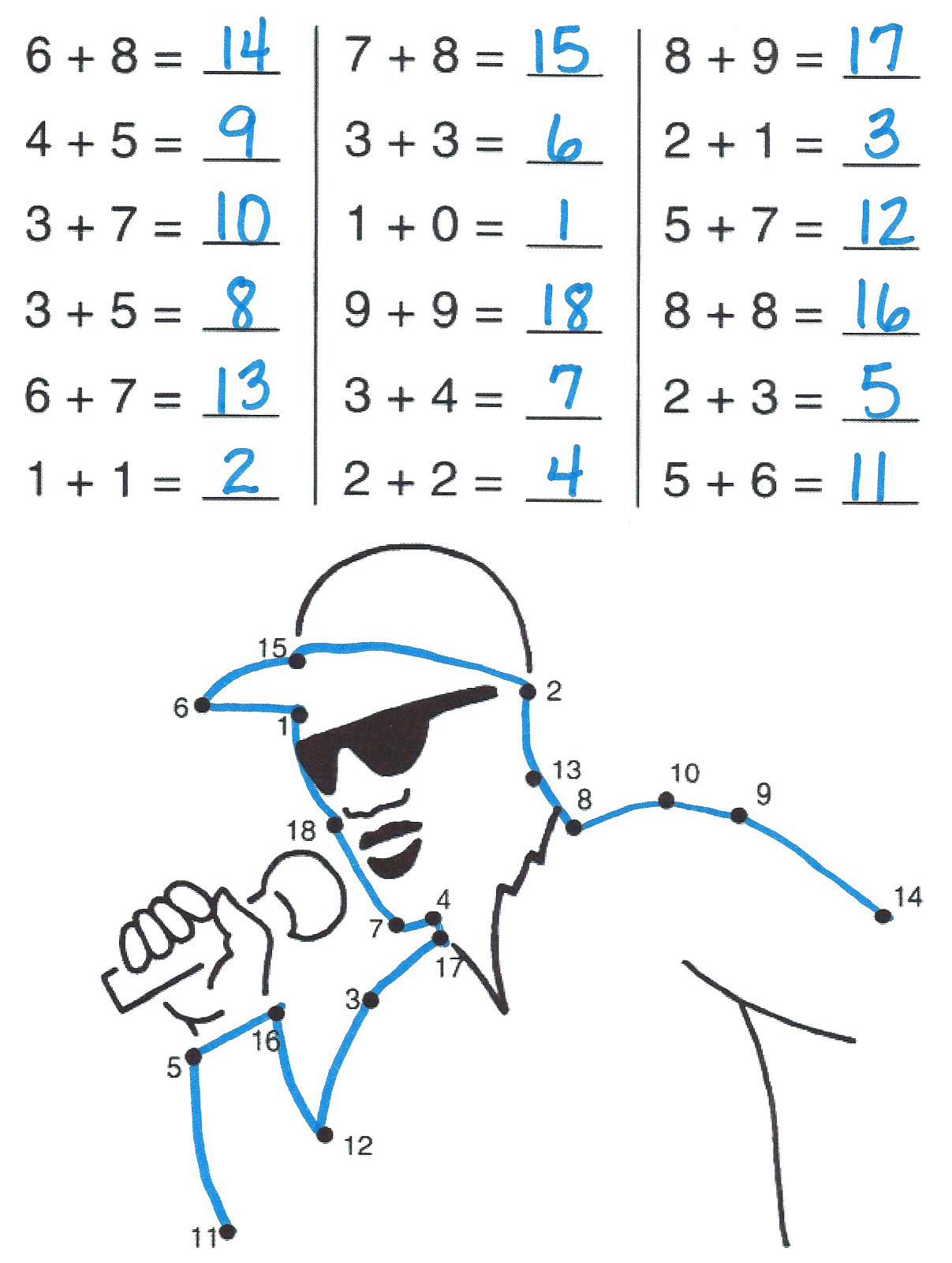 Math Worksheet Ap18