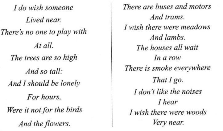 CBSE Class 5 English Sing a Song Of People Worksheets 3