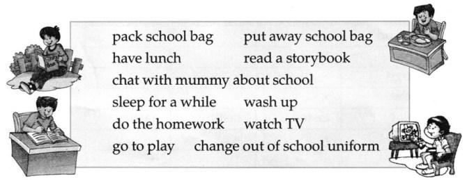 CBSE Class 5 English Wonderful Waste Worksheets 1