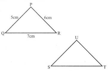 CBSE Class 7 Maths Congruence of Triangles Worksheets 4