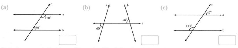 CBSE Class 7 Maths Lines and Angles Worksheets 3