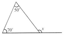 CBSE Class 7 Maths The Triangle and Its Properties Worksheets 1