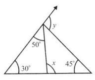 CBSE Class 7 Maths The Triangle and Its Properties Worksheets 9