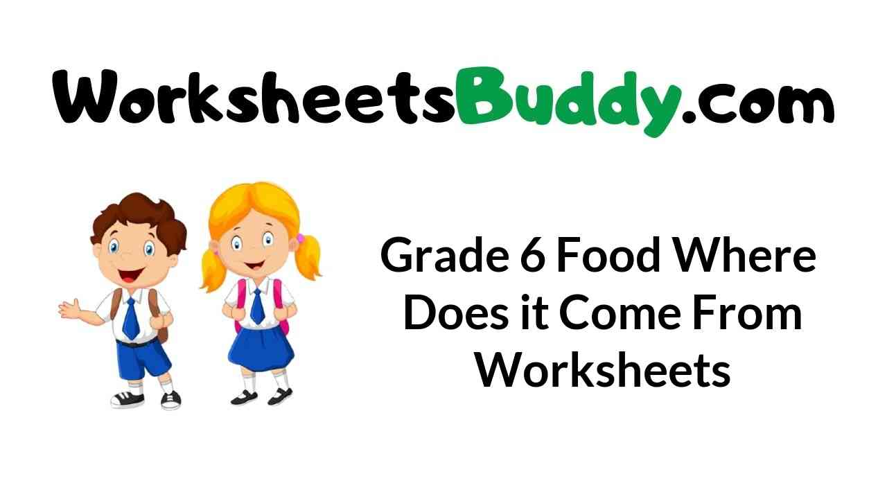 grade-6-food-where-does-it-come-from-worksheets