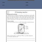 5th grade science worksheets with answer key1