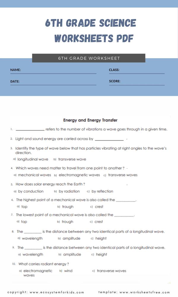 6th grade science worksheets pdf (2)