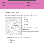 6th grade social studies worksheets pdf 3