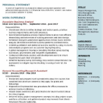 Associate Operations Analyst Resume Sample 3