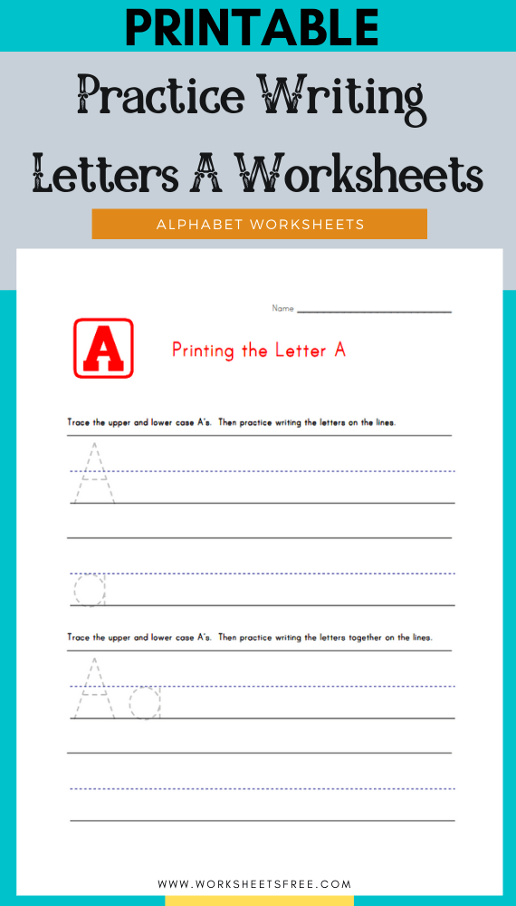 Practice-Writing-Letters-A-Worksheets