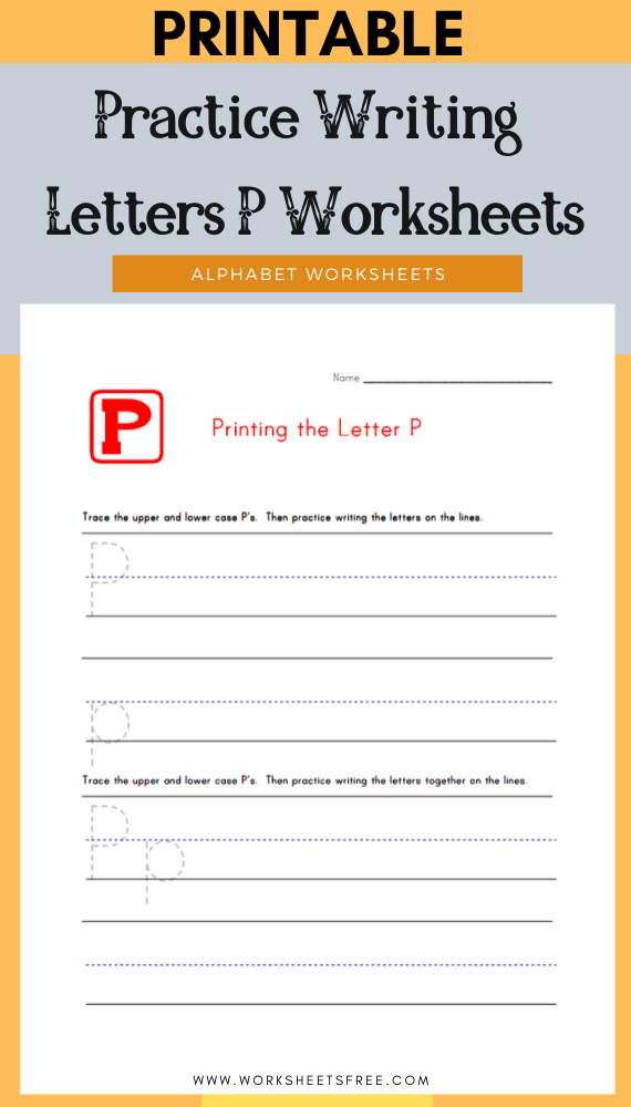 Practice-Writing-Letters-P-Worksheets