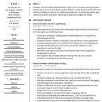 Senior Android Engineer Resume Sample 3