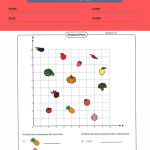 coordinate plane worksheets 5th grade 1