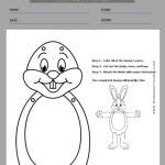 easter worksheets for first grade 5