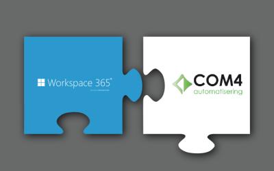 Nieuwe partner: Com4 Automatisering