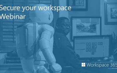 Beveilig jouw digitale werkplek