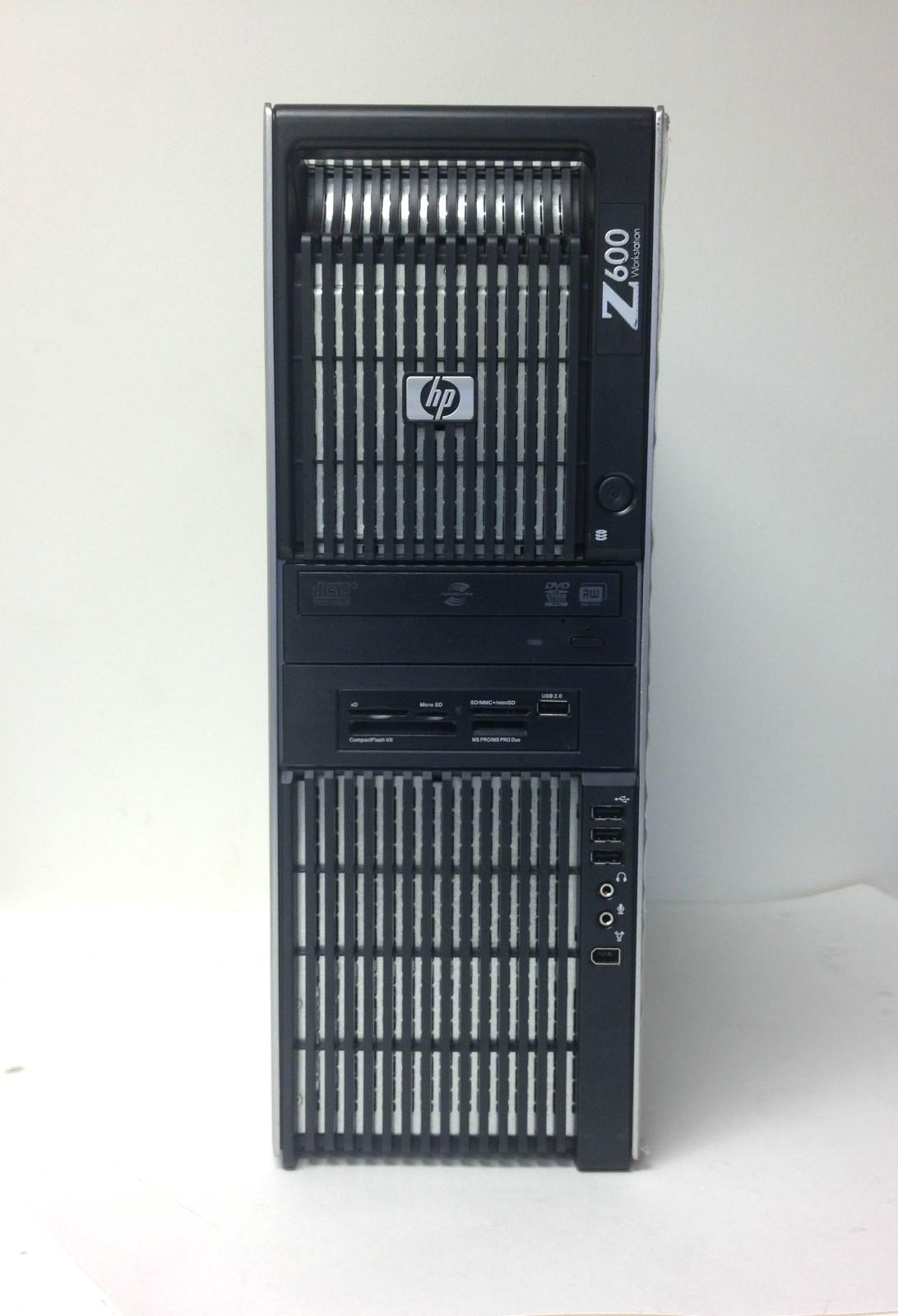 HP Z600 WORKSTATION Au Maroc