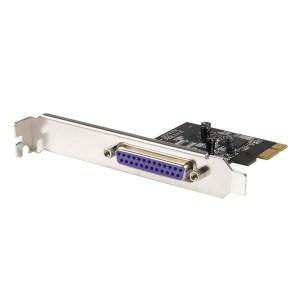 Carte de port parallèle PCIe x1