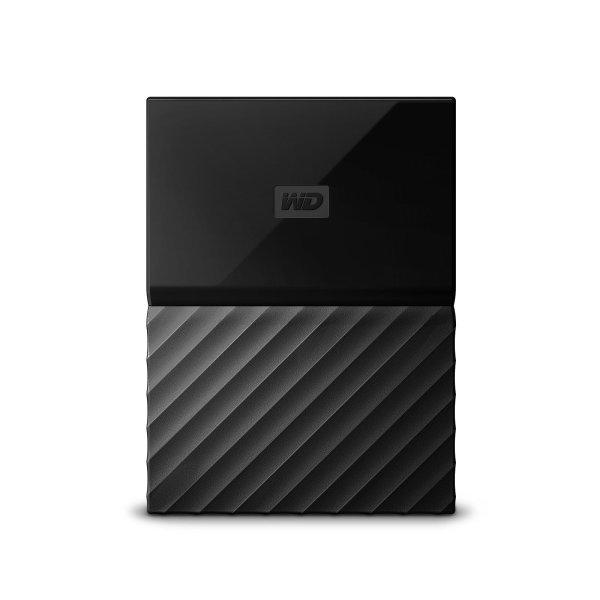 WD My Passport 4 To Noir (USB 3.0) (WDBYFT0040BBK