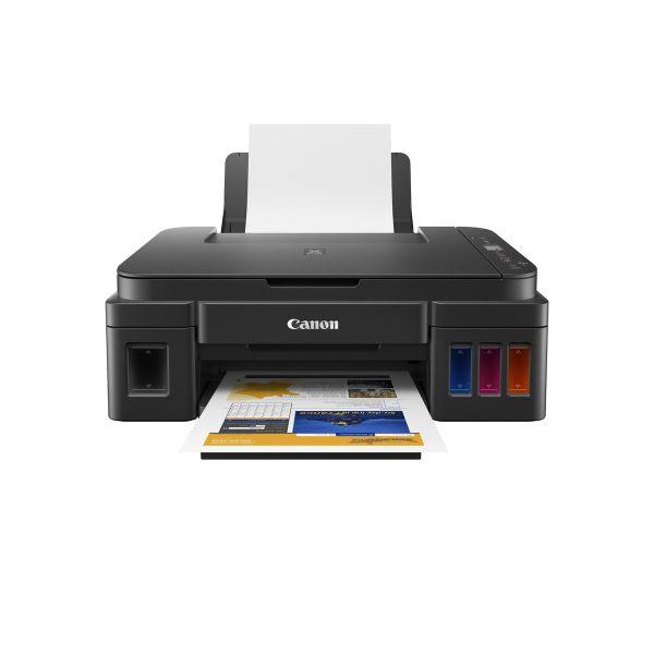 Imprimante Multifonction Jet d'encre Canon PIXMA G3411 3en1 REF : 2315C025AA