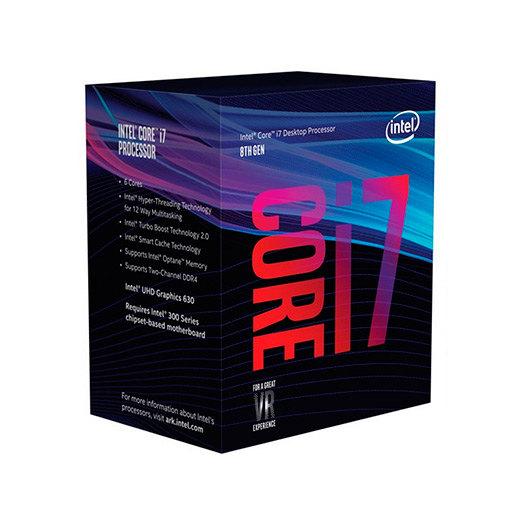 Intel Processors BX80684I78700K - 5032037108652 - BX80684I78700K